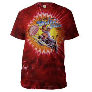 Kid Rock's Chillin' the Most Cruise Tie Dye Tee
