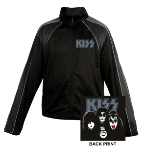 Exclusive - KISS Active Sportswear Track Jacket