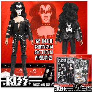 """KISS """"12 Demon Action Figure"""
