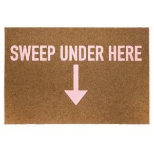 Katy Perry Sweep Under Here Doormat