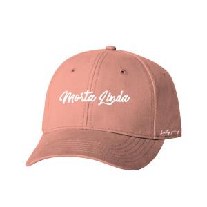 Morta Linda Pink Dad Hat