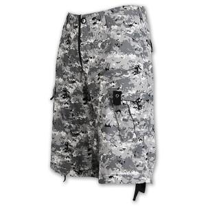 cargo cotton shorts