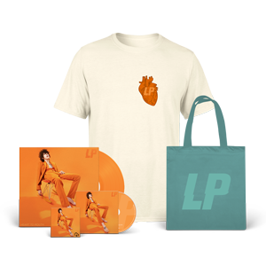 Heart to Mouth Album + Tee + Tote Bag