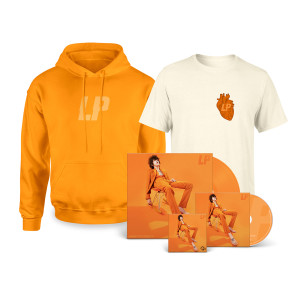 Heart to Mouth Album + Tee + Hoodie