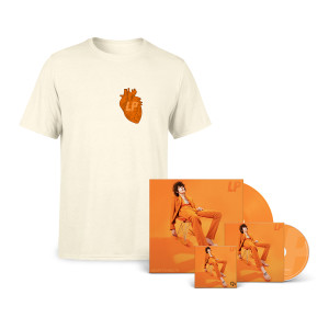 Heart to Mouth Album + Tee