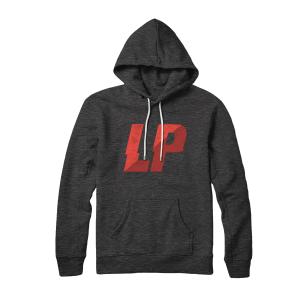 LP - Grey Logo Sweatshirt
