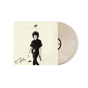 AUTOGRAPHED- Lost On You- 2LP Record