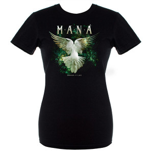 Mana Drama Y Luz Album Junior Tee