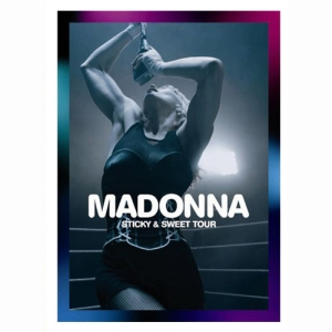 Madonna Official Sticky & Sweet Tour Program