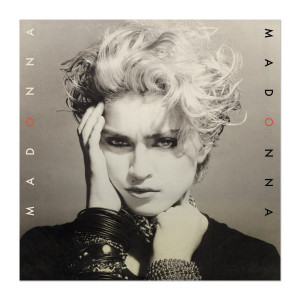 Official Madonna Album Cover Lithograph. Limited Collector's Edition 1/1000
