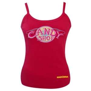 Madonna Candy Shop Spaghetti Strap Top