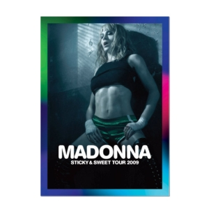 Madonna Official Sticky & Sweet '09 Tour Program