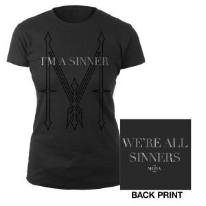 Madonna I'm a Sinner Women's Shirt