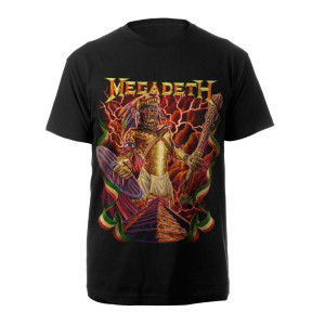 Megadeth Aztec Vic Tee