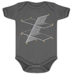Mike Gordon Points & Planes T Onesie