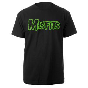 Misfits Green Logo Tee