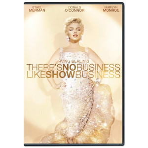 Marilyn Monroe There's No Business Like Show Business DVD
