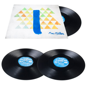 Mac Miller Blue Slide Park Vinyl