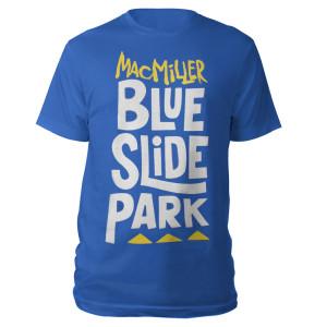 Mac Miller Blue Slide Park Shirt