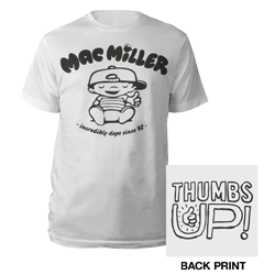 Mac Miller Lil Mac Thumbs Up Shirt