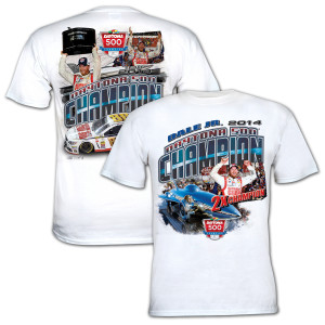 Dale Jr. Official 2014 Daytona 500 Winner T-shirt