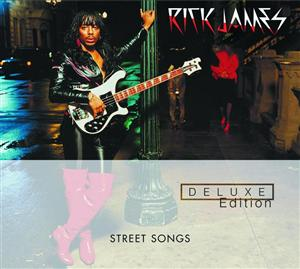 Rick James - Street Songs Deluxe Edition - MP3 Download