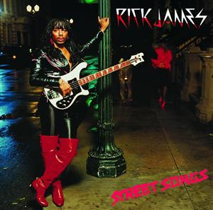 Rick James - Street Songs - MP3 Download