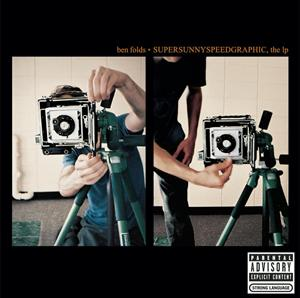 Ben Folds - SUPERSUNNYSPEEDGRAPHIC - MP3 Download