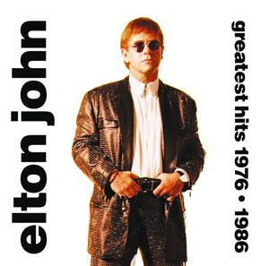 Elton John - Greatest Hits 1976-1986 - MP3 Download