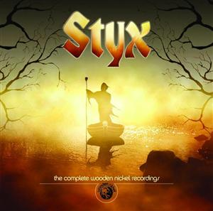 Styx - The Complete Wooden Nickel Recordings - MP3 Download