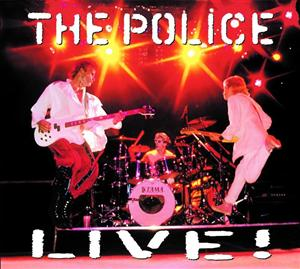 The Police - Live! - Remastered - MP3 Download