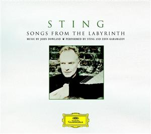 Sting - Songs From The Labyrinth - Tour Edition - US Version - MP3 Download