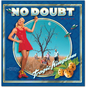 No Doubt - Tragic Kingdom - MP3 Download