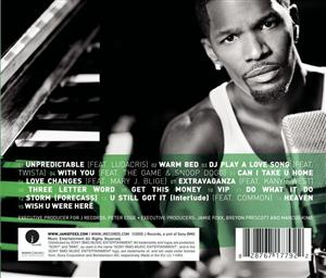 Jamie Foxx - Unpredictable - MP3 Download