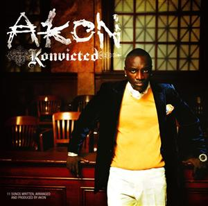 Akon - Konvicted - Edited Version - MP3 Download - Smack That - Clean