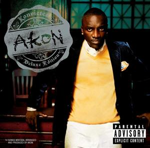 Akon - Konvicted - Deluxe Edition Explicit - MP3 Download