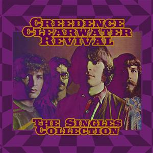 Creedence Clearwater Revival - The Singles Collection - MP3 Download