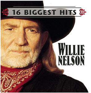 Willie Nelson - 16 Biggest Hits - MP3 Download