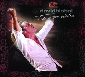 David Bisbal - Todo Por Ustedes - MP3 Download