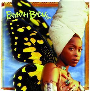 Erykah Badu - Live - MP3 Download