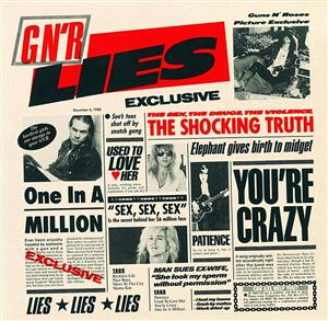 Guns N' Roses - G N' R Lies - Explicit Version - MP3 Download