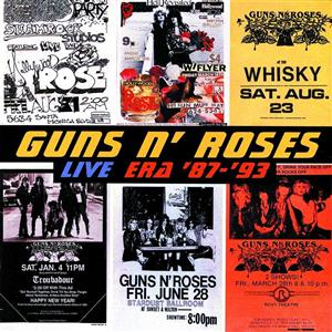 Guns N' Roses - Live Era '87-'93 - Edited Version - MP3 Download