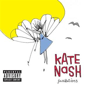 Kate Nash - Foundations - US Maxi Single - MP3 Download
