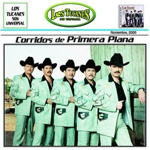 Los Tucanes De Tijuana - 14 Corridos De Primera Plana - MP3 Download