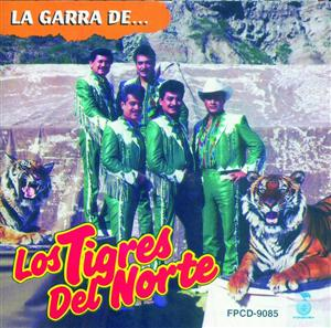 Los Tigres Del Norte - La Garra De... - International Version - MP3 Download