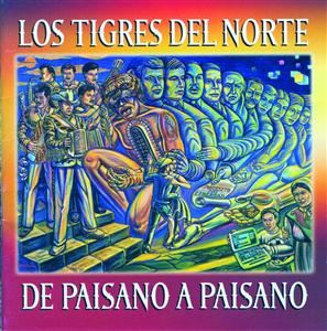 Los Tigres Del Norte - De Paisano A Paisano - International Version - MP3 Download