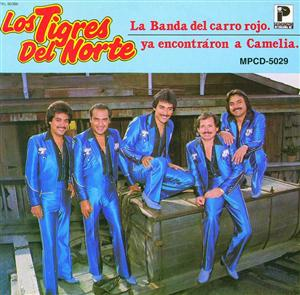Los Tigres Del Norte - La Banda Del Carro Rojo - MP3 Download