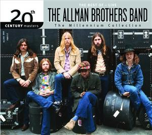 The Allman Brothers Band - The Best Of The Allman Brothers Band 20th Century Masters The Millennium Collection Volume 2 Live - MP3 Download