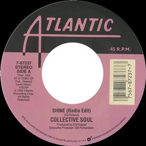 Collective Soul - Shine / Breathe [Digital 45] - MP3 Download