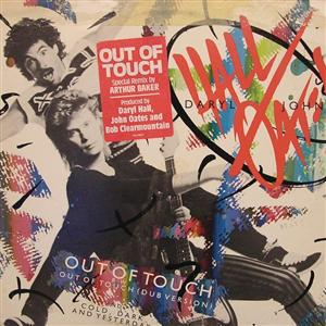 Daryl Hall and John Oates - Dance Vault Mixes - Out of Touch - MP3 Download